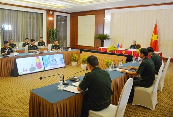 继续深化越南与欧盟的防务合作关系 hinh anh 2