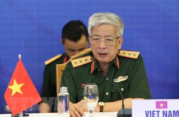 继续深化越南与欧盟的防务合作关系 hinh anh 1