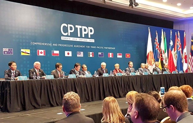 CPTPP成员国拟举行部长级视频会议 hinh anh 1