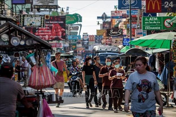泰国人民仍对境外输入本土传播风险表示担忧 hinh anh 1