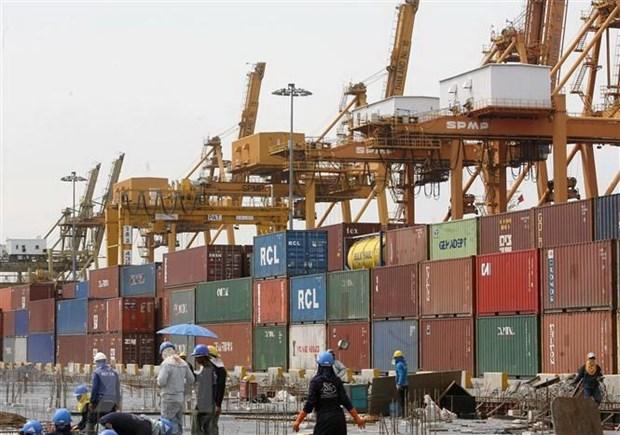 2020年前4月柬埔寨与泰国双边贸易额达30多亿美元 hinh anh 1