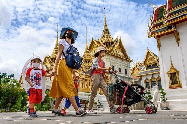 泰国和印尼计划重新开放旅游业 hinh anh 1
