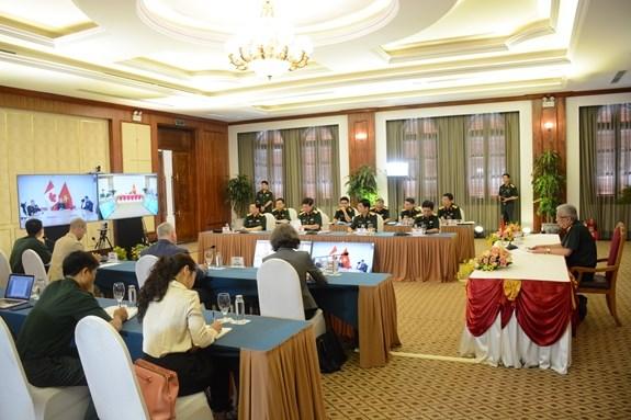 促进越南与加拿大和澳大利亚之间的防务合作 hinh anh 2