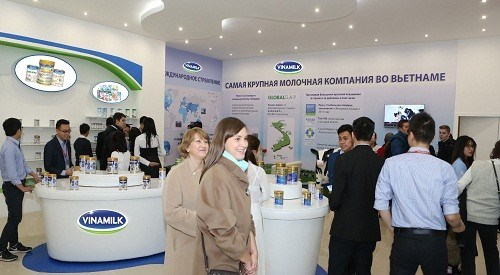 越南首家乳制品公司打入亚欧经济联盟市场 hinh anh 2