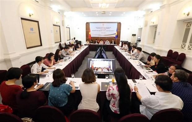 东盟社会文化共同体第15次协调会议召开 hinh anh 2