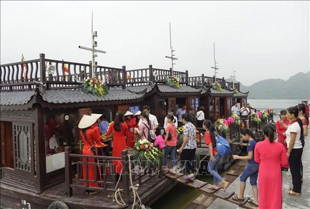 河南省在三祝旅游区开发新旅游线路 hinh anh 2