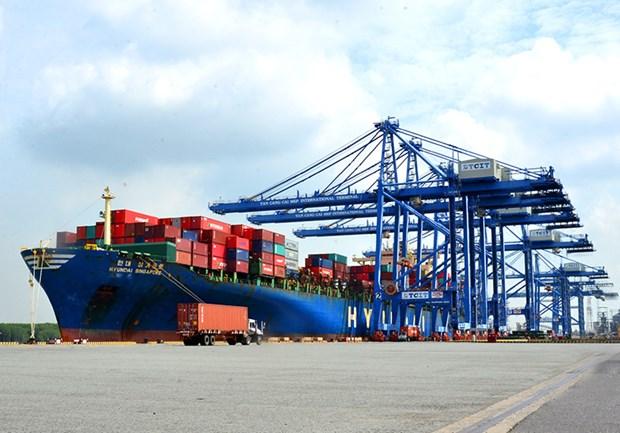 巴地头顿省全力推动盖梅-氏威地区港口和后勤服务业的发展 hinh anh 2
