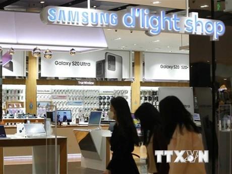 三星在东南亚智能手机市场再居首位 hinh anh 1