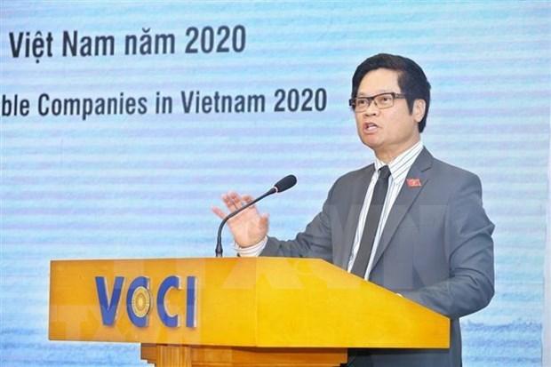 东亚企业理事会第47届会议聚焦经济恢复措施 hinh anh 1