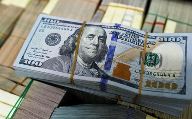 6月19日越盾对美元汇率中间价上调5越盾 hinh anh 1