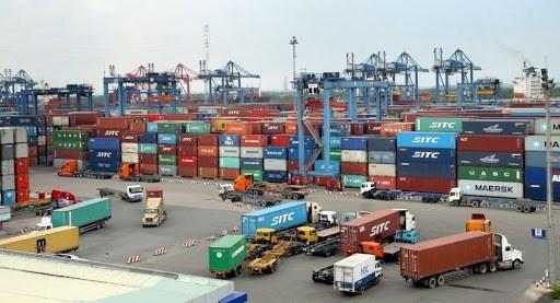 越南出口活动在疫情下仍释放积极信号 hinh anh 1
