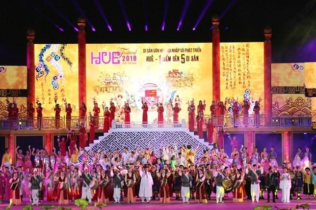 2020年顺化联欢节:文化遗产与融入和发展-顺化一直在革新 hinh anh 1