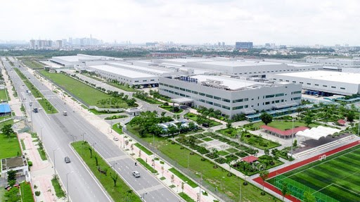 工业地产市场深受投资商的青睐 hinh anh 2
