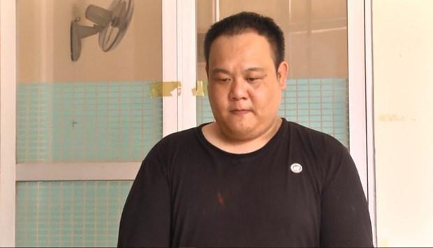 胡志明市人民检察院对非法运输606公斤冰毒的两名外国人进行起诉 hinh anh 1