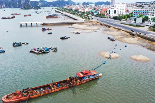 广宁省鸿基海滩将于7月投入使用 hinh anh 2