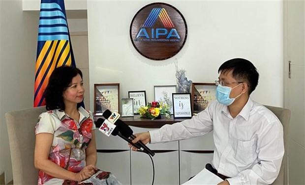 2020东盟轮值主席年:东盟议会联盟愿与东盟一道建设可持续共同体 hinh anh 1