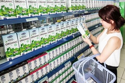 Vinamilk连续八年为越南消费者选购最多的品牌 hinh anh 2