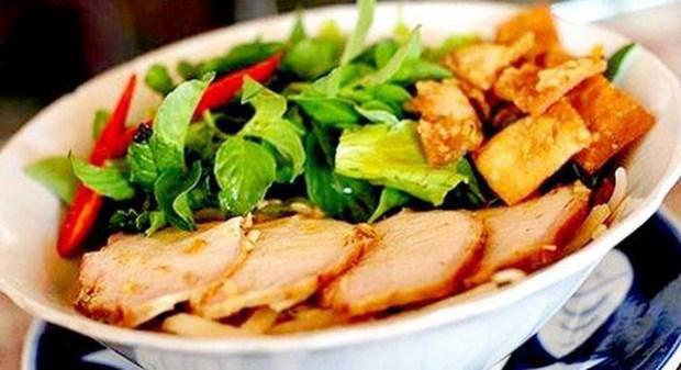越南两道美食被列入亚洲美味面食名单 hinh anh 2