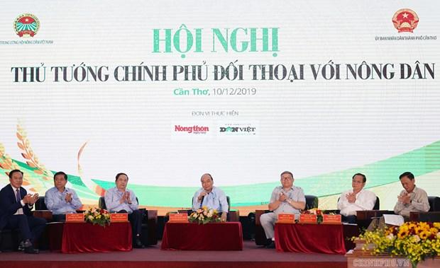 2020年政府总理与农民对话活动将在得乐省举行 hinh anh 1