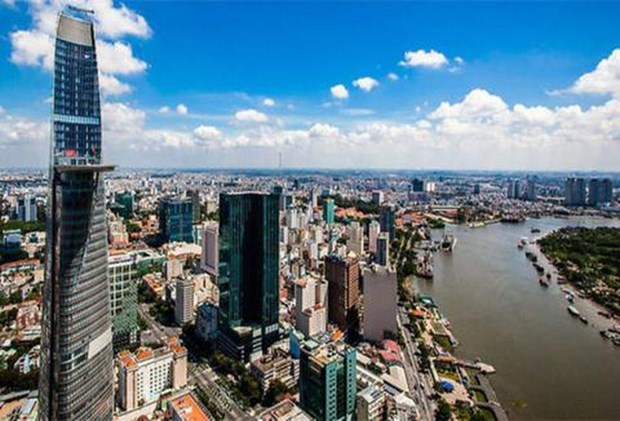 彭博社:尽管受新冠肺炎疫情影响但越南经济增长率仍超出预期 hinh anh 1