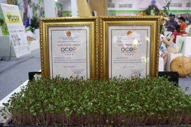"""河内市275种产品被公认为""""一乡一品""""产品 hinh anh 2"""