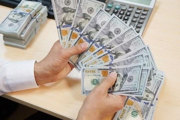 6月30日越盾对美元汇率中间价持平 hinh anh 1
