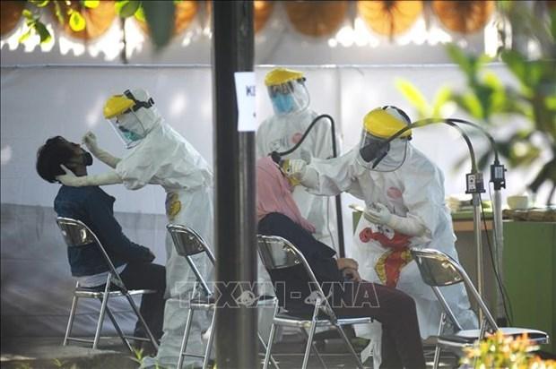 新冠肺炎疫情:泰国各所学校重新开放 印尼和菲律宾新增多例确诊病例 hinh anh 1