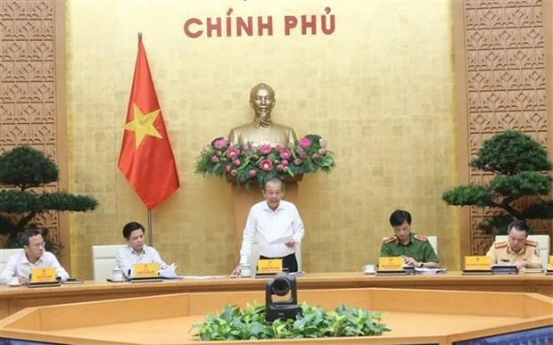 2020年上半年越南全国交通事故大幅减少 hinh anh 2