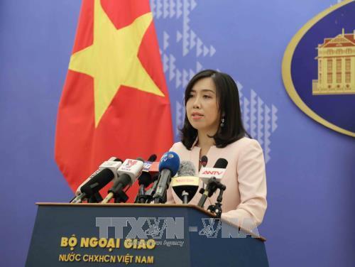 越南愿意与各国合作进一步有效打击人口贩运的犯罪行为 hinh anh 1