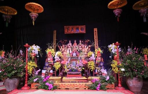 推崇越南人祀母信仰的美好价值 hinh anh 2