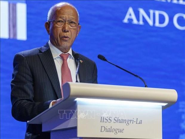 菲律宾:中国在东海演习引发地区紧张局势升级 hinh anh 1