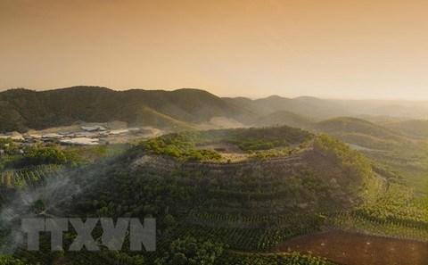 得农地质公园被UNESCO评为世界地质公园 hinh anh 1