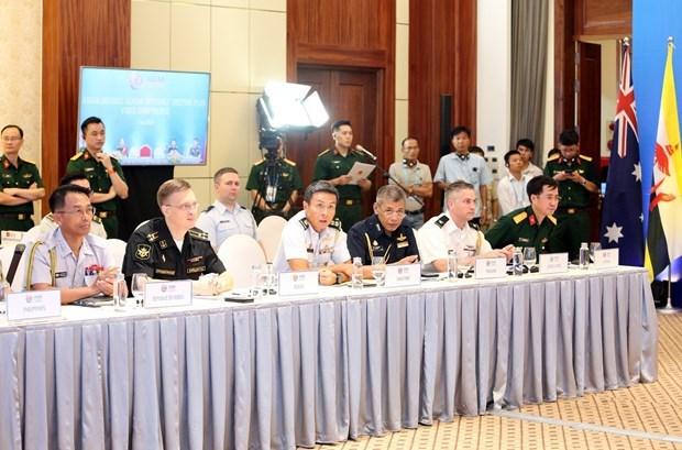 越南国防部召开东盟国防高级官员扩大会议 hinh anh 4