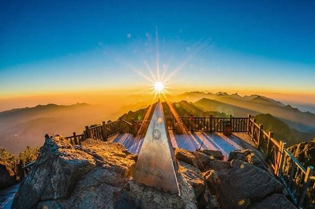 沙巴和宁平进入亚洲最具魅力的旅游目的地 hinh anh 1