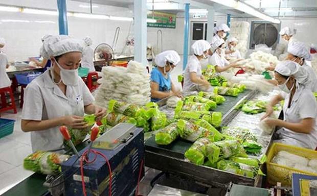 """越南蔬果对""""荷刻""""市场的出口增长良好 hinh anh 1"""