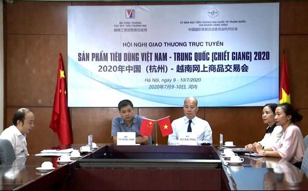 越南与浙江省企业实现优势互补 力促双边经贸往来 hinh anh 1