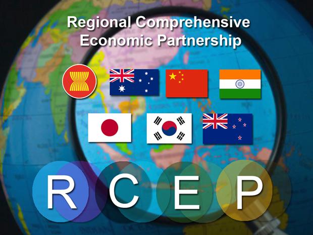 《区域全面经济伙伴关系协定》为各方带来利益 hinh anh 1
