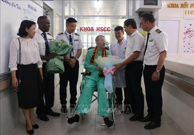 加拿大媒体:第91例——越南战胜新冠肺炎疫情的象征 hinh anh 1