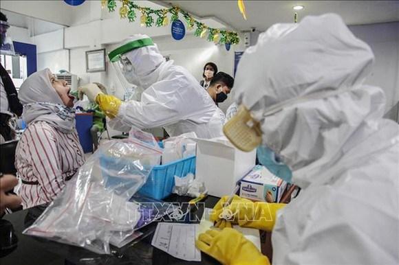 泰国计划11月开展新冠疫苗人体试验 hinh anh 2