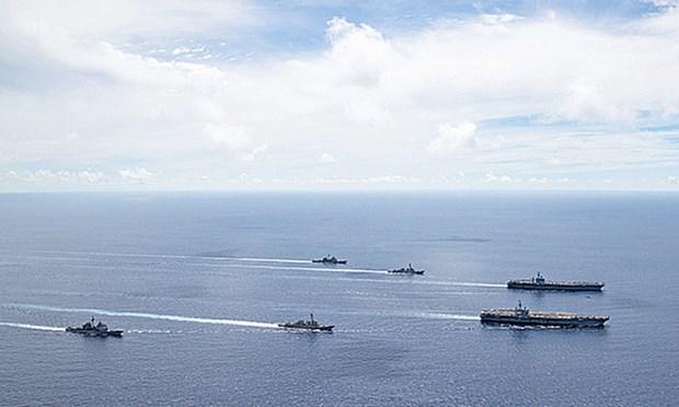美国参众两院外交委员会领导人驳斥中国在东海的非法主权声索 hinh anh 1