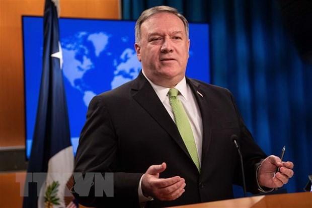 美国驳斥中国在东海上的几乎所有主权声索 hinh anh 1