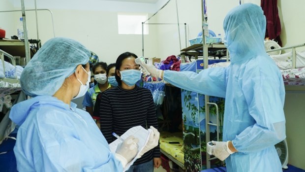 新冠肺炎疫情:越南连续90天无新增本地病例 hinh anh 1