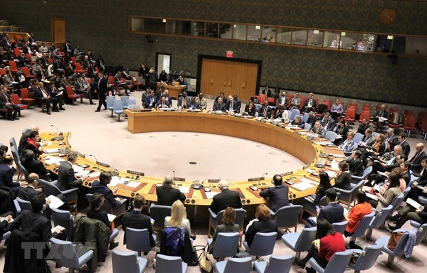 越南与联合国安理会:联合国安理会上半年的活动盘点及越南的作用和贡献 hinh anh 1