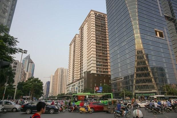 牛津经济研究院经济专家对越南经济增长持乐观态度 hinh anh 1