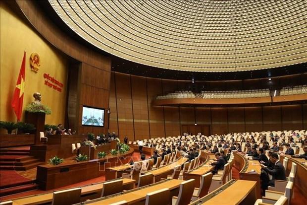 越南第十四届国会第九次会议决议 hinh anh 1