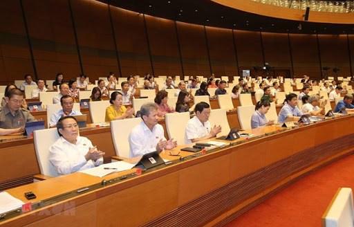 越南第十四届国会第九次会议决议 hinh anh 2