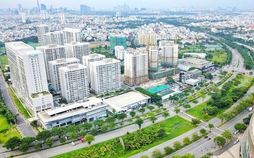"""越南房地产市场透明度跃升至""""半透明""""层级 hinh anh 2"""