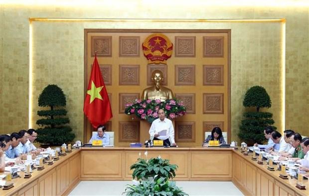 """越南政府总理阮春福:严防在竞赛和奖励工作中的""""成绩病"""" hinh anh 1"""