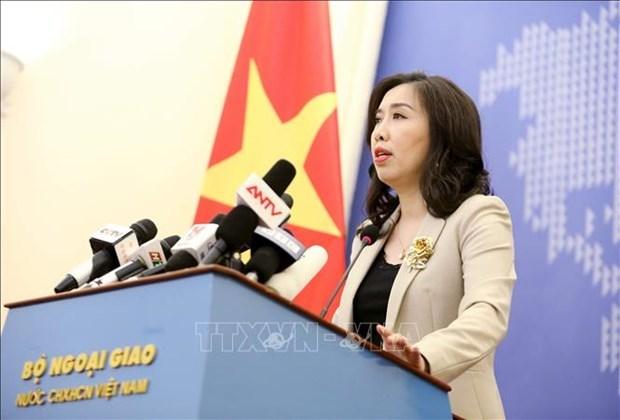 越南希望同新西兰一道努力尽早将两国关系提高到新台阶 hinh anh 1
