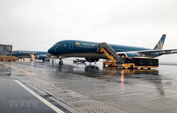 越航提醒越南公民不要购买来历不明的回国机票 hinh anh 2